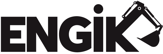 Black Engik's logo
